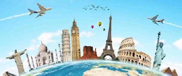 Cước chuyển phát nhanh quốc tế tùy thuộc vào khối lượng hàng hóa