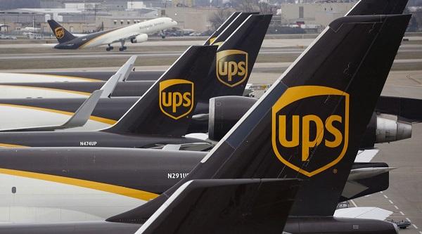 Chuyển phát nhanh quốc tế nào tốt nhất - UPS
