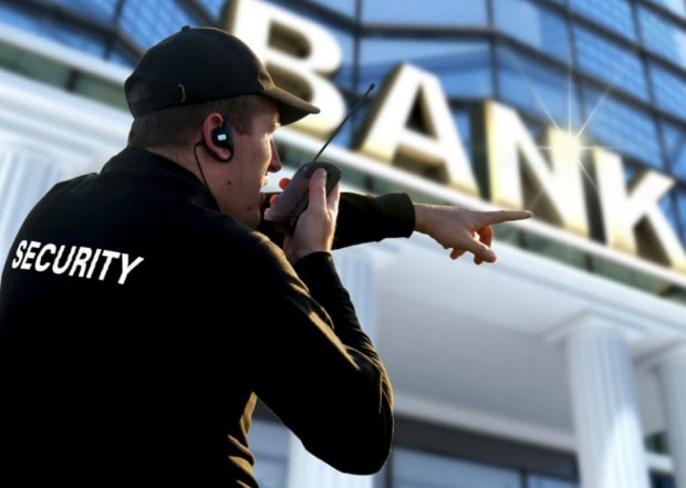 Bảo vệ ngân hàng chuyên nghiệp