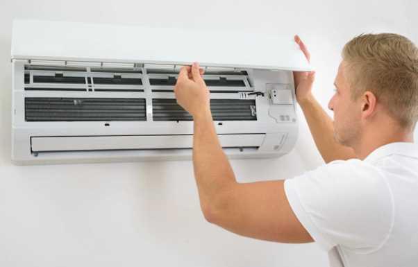 Có nên lắp máy lạnh ở đâu trong phòng ngủ?