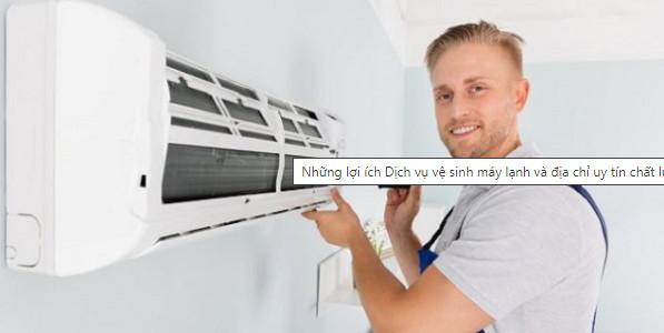 Sửa máy lạnh quận 3 giá rẻ