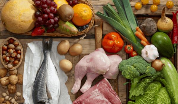 Các thực phẩm tốt cho người béo phì