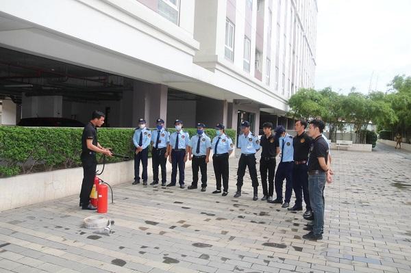Nhân viên tại Việt Thiên Long được huấn luyện các kỹ năng