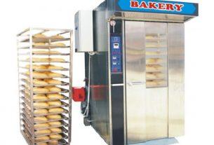 Lò nướng bánh mì xoay