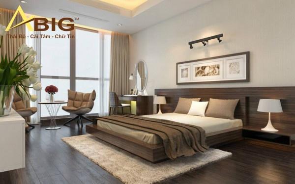 thiết kế nội thất khách sạn tại tphcm