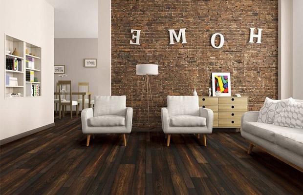 Lựa chọn sàn gỗ theo diện tích phòng ở
