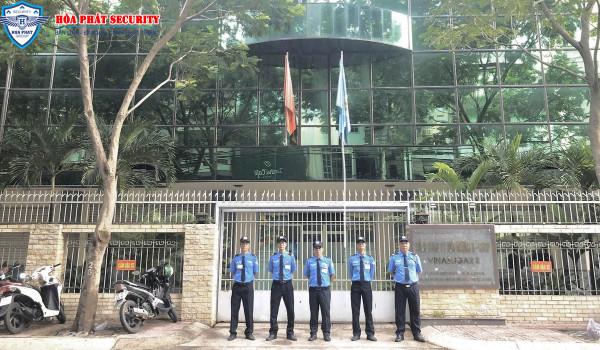 Nhân viên bảo vệ trường học uy tín