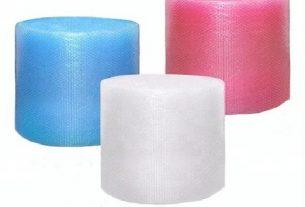 Màu sắc đa dạng của túi xốp