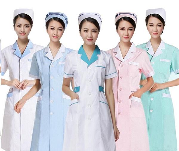 Đồng phục áo blouse y tá