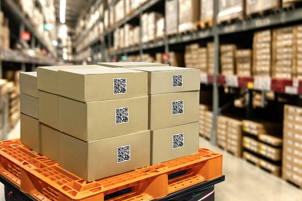 Quản lý hàng hoá thông mình với QR Code/barcode